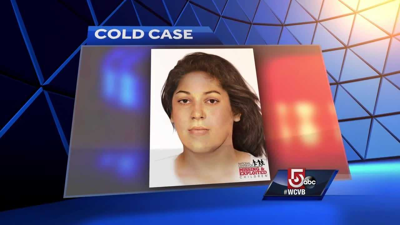 A new facial recognition image was released in an attempt to solve a 30-year case of a woman who may have ties to Massachusetts.