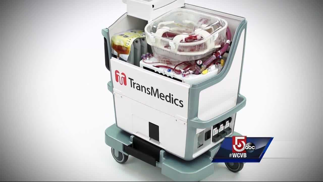 A local company has created a high-tech upgrade for organ transplants, and doctors believe it could help save more lives as the use grows.