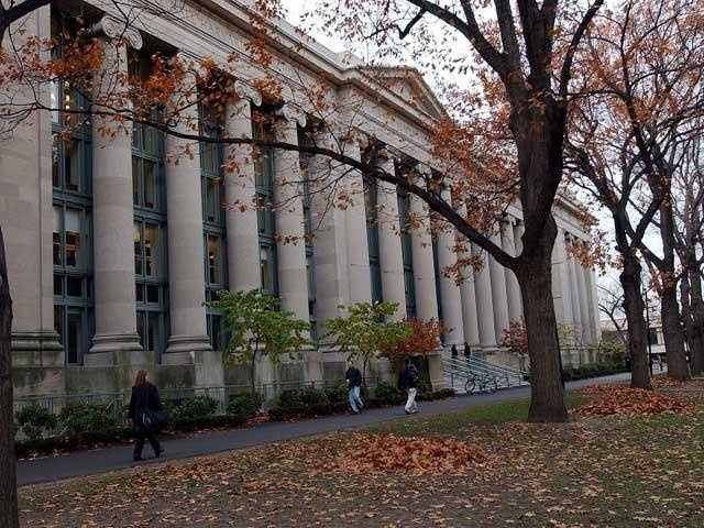 Several New England universities make this year's list of the 20 best national universities from U.S. News & World Report.