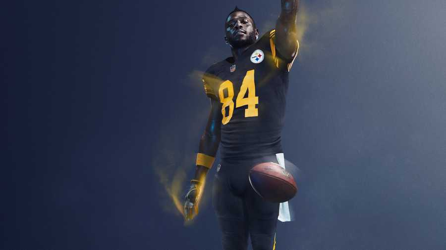 The uniforms will be worn by teams featured on Thursday Night Football throughout the season.