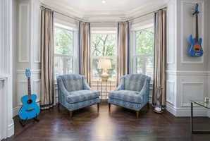 138 Marlborough Street #1 is on the market in Boston for $3,050,000.
