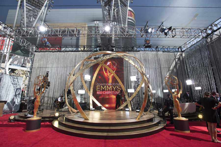 The 68th Emmy Awards were held Sunday night at The Microsoft Theater in Los Angeles.