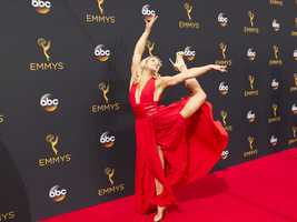 Actress Jessie Graff