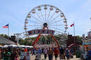 The Big E takes place in West Springfield, Mass. and runs through October 2.