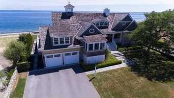 104 Edward Foster Road is on the market in Scituate for $3,199,000.