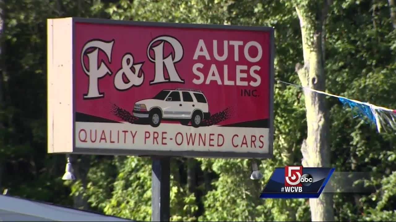 They made headlines before when a video went viral of employees berating a pizza delivery driver. Now, F&R Auto Sales is in even more trouble.