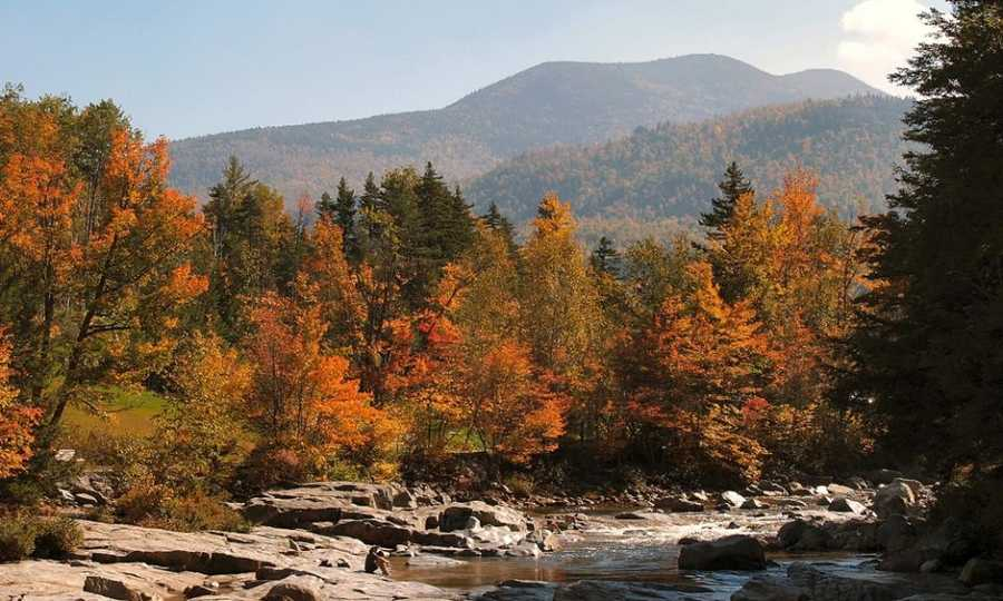 White Mountain, New Hampshire