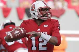 Brissett transferred to North Carolina State University in 2013 and played two seasons.