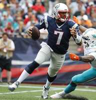 "Bill Parcells prepped Brissett in before he was drafted by the Patriots. ""He's got great character, he's committed, and I just have a very high regard for him,"" Parcells told the Boston Globe."