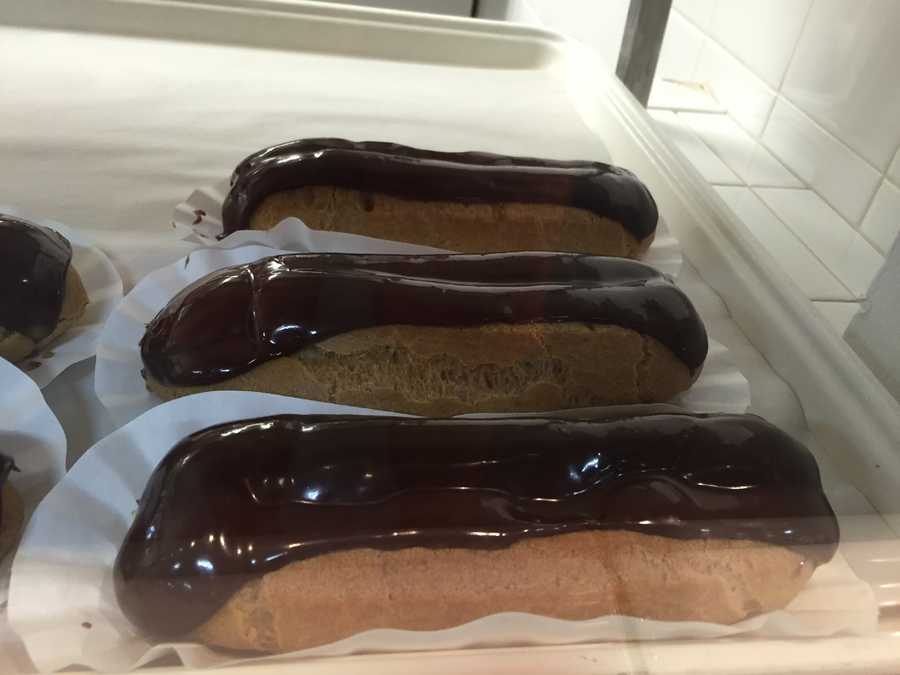The Big E's famous eclairs.