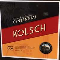Springfield's White Lion Brewery created the Centennial Kolsh for the Big E's 100th anniversary.