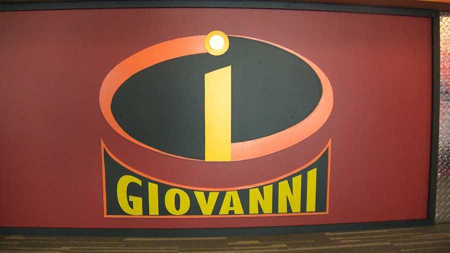 Have fun, Giovanni!