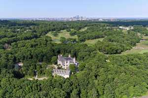 The founder of Reebok has put his 14-acre Brookline estate on the market for $90 million.