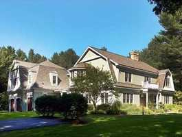 112 Lincoln Road is on the market in Wayland for $1,950,000.