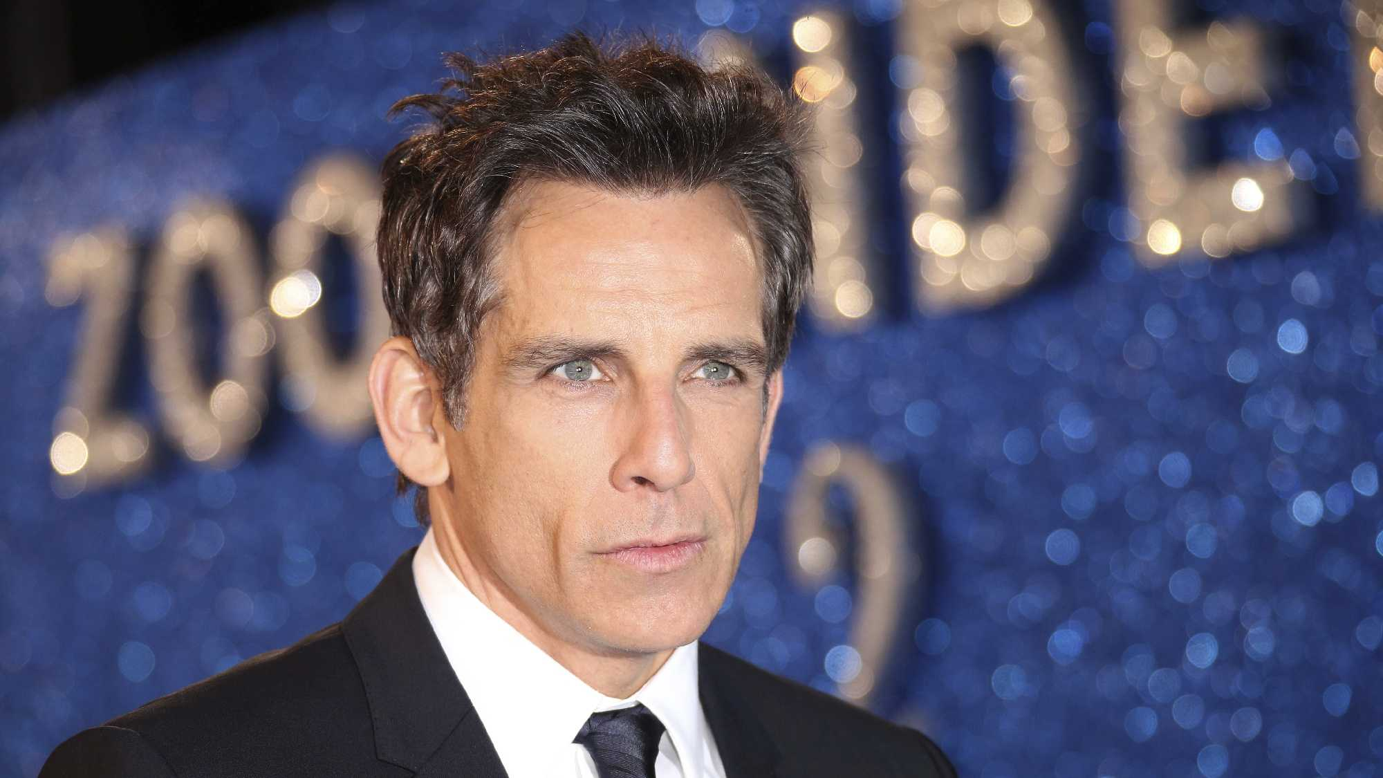 "In this Feb. 4, 2016 file photo, Ben Stiller poses for photographers upon arrival at the premiere of the film ""Zoolander No.2,"" in London. In an essay posted Tuesday, Oct. 4, on the website Medium, Stiller revealed that he battled prostate cancer in 2014, and he credits the test that diagnosed the cancer with saving his life."