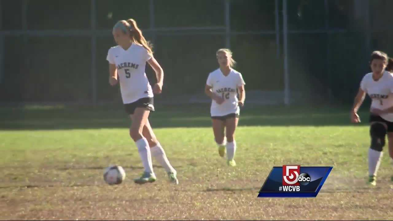 16 members of the Pentucket girls varsity soccer team were suspended for violating a drug and alcohol policy.