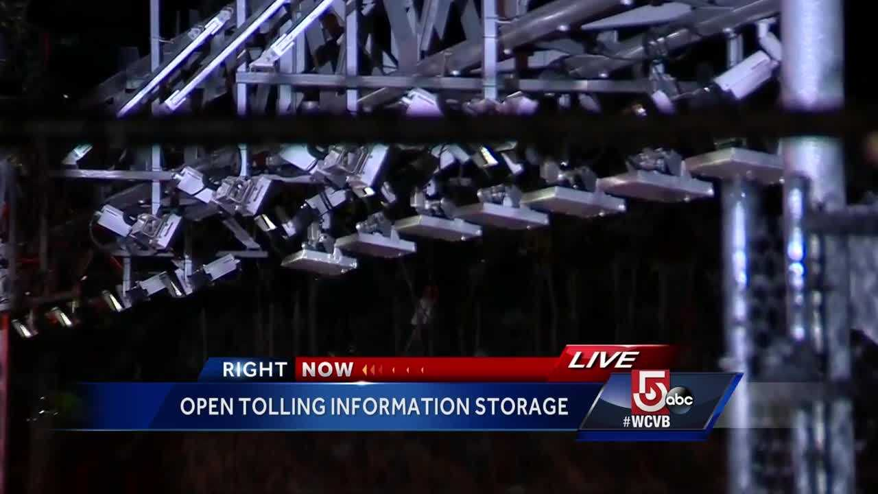 What info will state keep from open tolling?