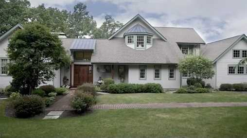 112 Bolton Road is on the market in Harvard for $1,999,000.
