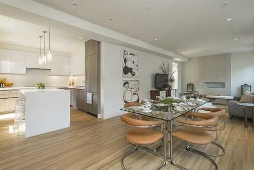 4 Smith Court #5E is on the market in Boston for $2,750,000.