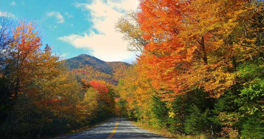 White Mountains/Kancamagus Highway