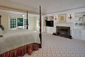 5 en suite bedrooms including a lavish Master Suite with luxurious over the top Dressing Room