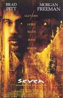 Very little can be said about this without giving away one of the best movie endings ever, but suffice it to say that Brad Pitt stars as a homicide detective investigating a serial killer who models each murder after one of the seven deadly sins.