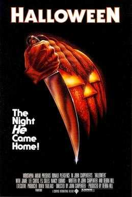 The overall lumbering creepiness of Halloween's most famous stalker, Michael Myers, makes this a must-see. It's easy to forget how scary this movie actually is, especially if you've seen it a million times, but each watch is a reminder of what makes it such a classic.