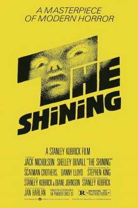 Jack Nicolson's performance in Stanley Kubrick's reimagining of the classic Stephen King novel is so beyond memorable that it's iconic. This movie has it all, and you should just buy it right now if you don't already own it.