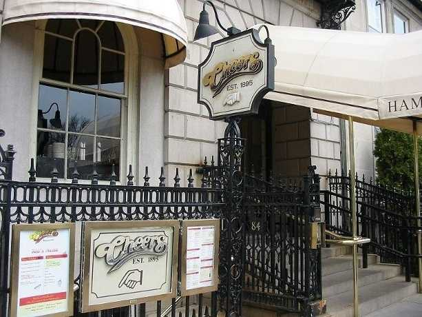 Boston had a sitcom based off of its iconic bar, Cheers, on Beacon Hill since the Chicago Cubs' last World Series appearance