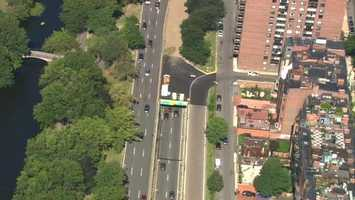 Five years after the Cubs' last World Series appearance, the construction of one of Boston's major roadways began: Storrow Drive.