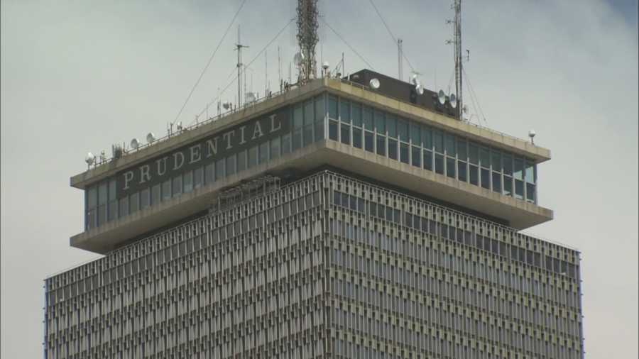 Almost 20 years after the Cubs made it to the World Series, the then-tallest building in the world outside New York City was built: The Prudential Tower.