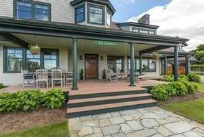 Custom built in 2007 to the highest standards with classic New England detail throughout.
