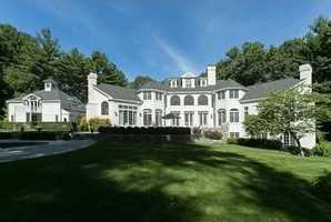 175 Monument Farm Road is on the market in Concord for $6,200,000.