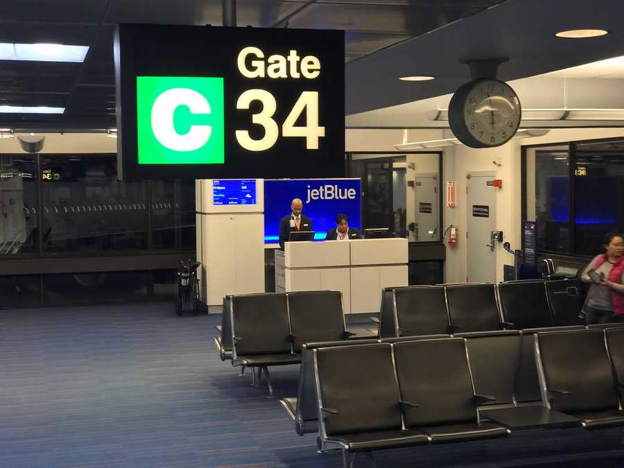 The next time you fly to or from Logan Airport, make a stop at Gate 34, because the airport is naming the gate in Terminal C after Big Papi himself.