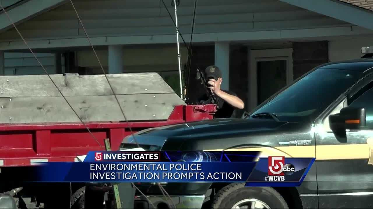 5 Investigates went straight to Gov. Baker following an investigation into the state's Environmental Police and how officers were spending their time on duty.