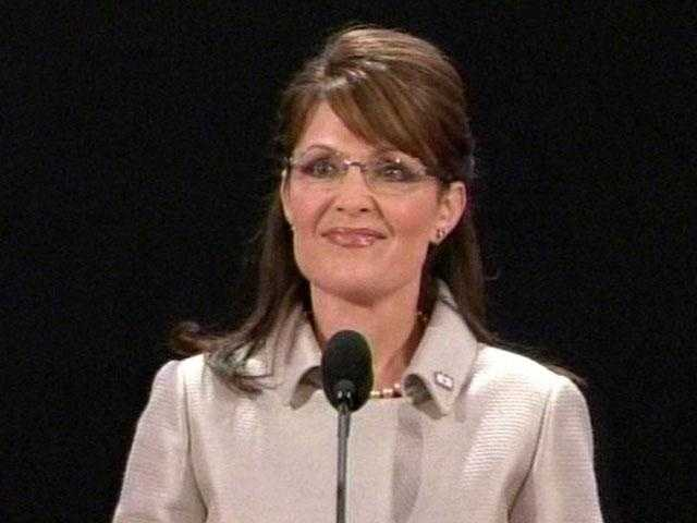 Sarah Palin on Paul Revere's midnight ride