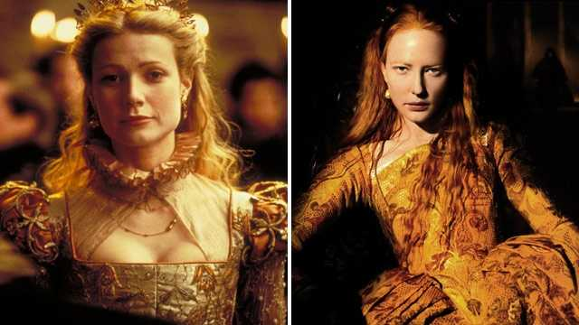 "Perhaps the Academy was asleep in 1999 when it voted Gwyneth Paltrow to win Best Actress for ""Shakespeare in Love"" over Cate Blanchett as the title queen in ""Elizabeth."""
