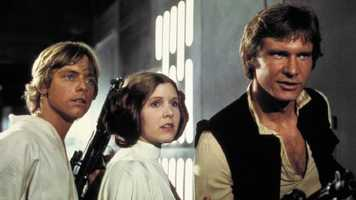 """Fast-forward a few years. One would think the great """"Star Wars"""" would have a shot at Best Picture for 1977. The academy wouldn't have it. Instead, the winner was Woody Allen's """"Annie Hall."""""""