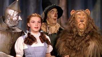 """When it comes to Oscar snubs, start with 1939's """"The Wizard Of Oz."""" This timeless classic was nominated for Best Picture, but lost. The winner? Well, let's just say 1939 was a tough year. """"Gone With The Wind"""" took home the top prize."""