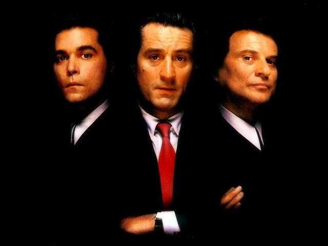 "Hands down, ""Goodfellas"" was the finest piece of cinema produced in 1990. What, you're laughing? Do I amuse you? Am I funny? Funny like a clown? Anyway, the Martin Scorsese classic lost to Kevin Costner's ""Dances With Wolves"" that year in the Best Picture race."