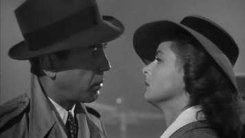 """Ingrid Bergman is unforgettable as """"Isla"""" in """"Casablanca."""" But while the movie proved to be an Oscar favorite, winning Best Picture, Best Director and Best Screenplay along with five other nominations, Bergman was blanked by the Academy."""