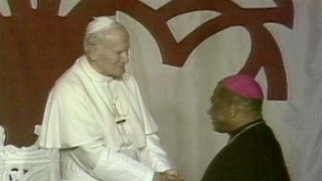 The New Orleans Archdiocese will host an exhibit honoring the life of Pope John Paul II in 2013.