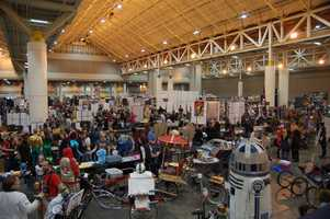 <b>View Images:</b> Sci-Fi, Fantasy Becomes Reality At New Orleans Wizard World Comic Con