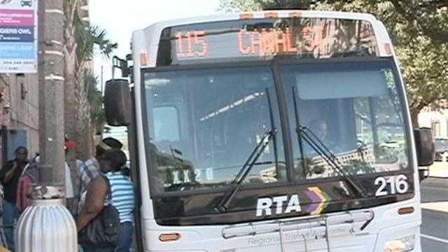 RTA Canal Street Bus - 29307884