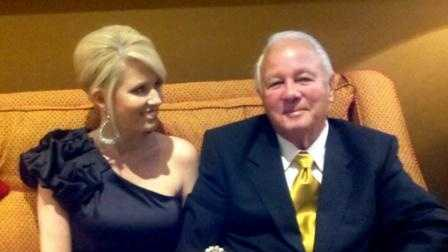 Edwin Edwards and Trina Scott Edwards