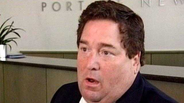 Plaquemines Parish President Billy Nungesser
