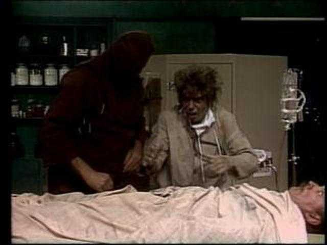"""Dr. Morgus"" was a favorite character among children."