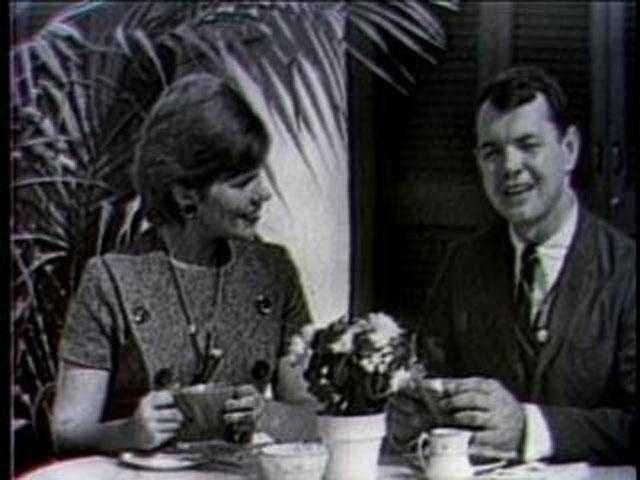 Bob and Jane Carr became local celebrities thanks to their show on WDSU.