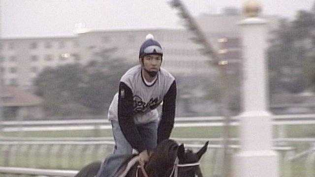 Fair Grounds track in New Orleans