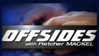Offsides With Fletcher Logo - 17557170